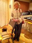 Deirdre's mum is still fashionable and witty at 86.