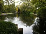 Saint Stephen's Green, a gorgeous park in the heart of Dublin.